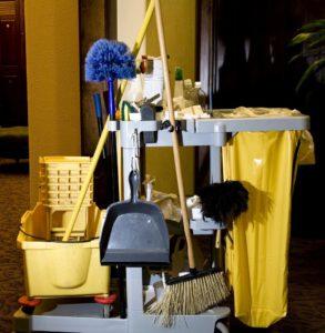 Заказать уборку (фото)