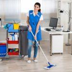 Ежедневная уборка офисов