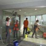 Уборка офисов после ремонта